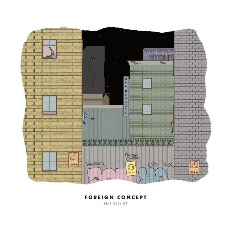 Skit City EP