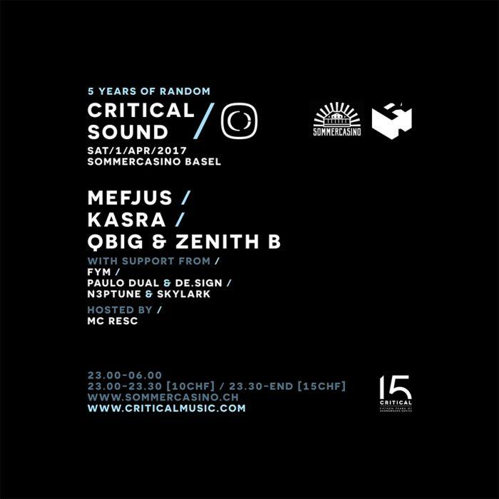 Critical Sound Basel