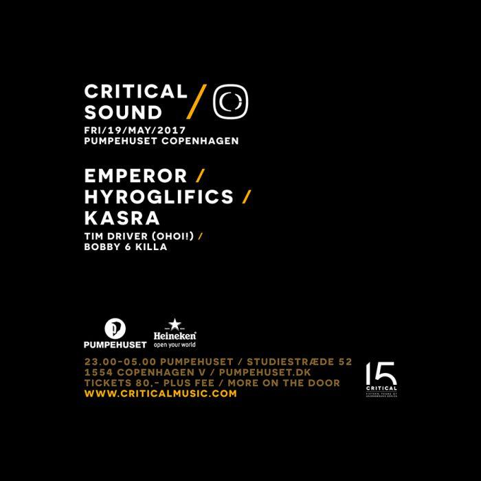 Critical Sound Copenhagen