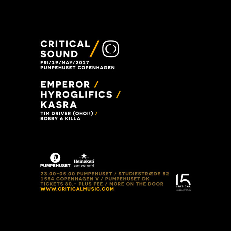 Critical Sound Copenhagen