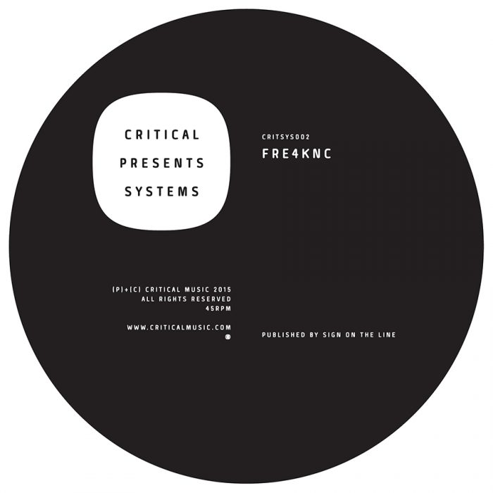 Critical Presents Systems Vol. 2