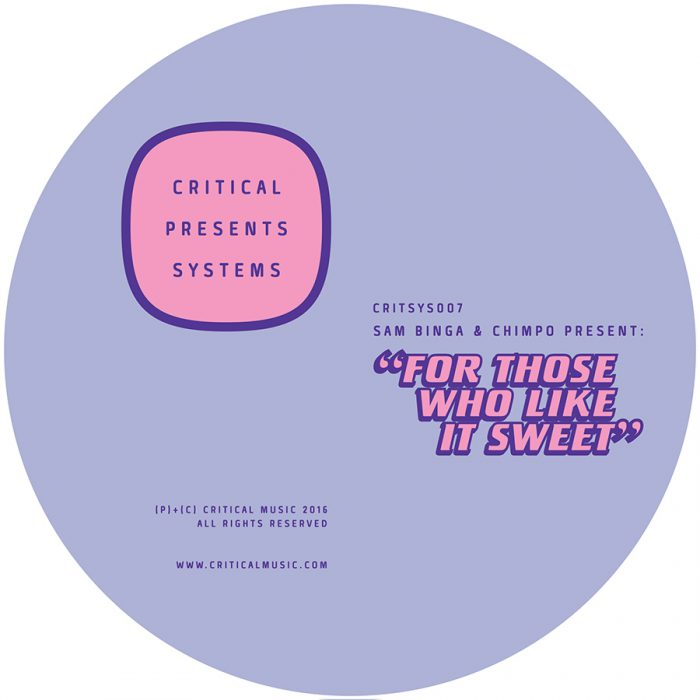 Critical Presents Systems Vol. 7