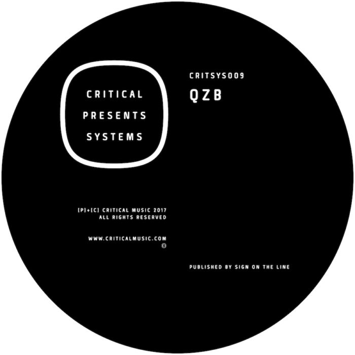 Critical Presents: Systems 009