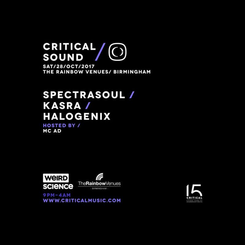 Critical Sound Birmingham