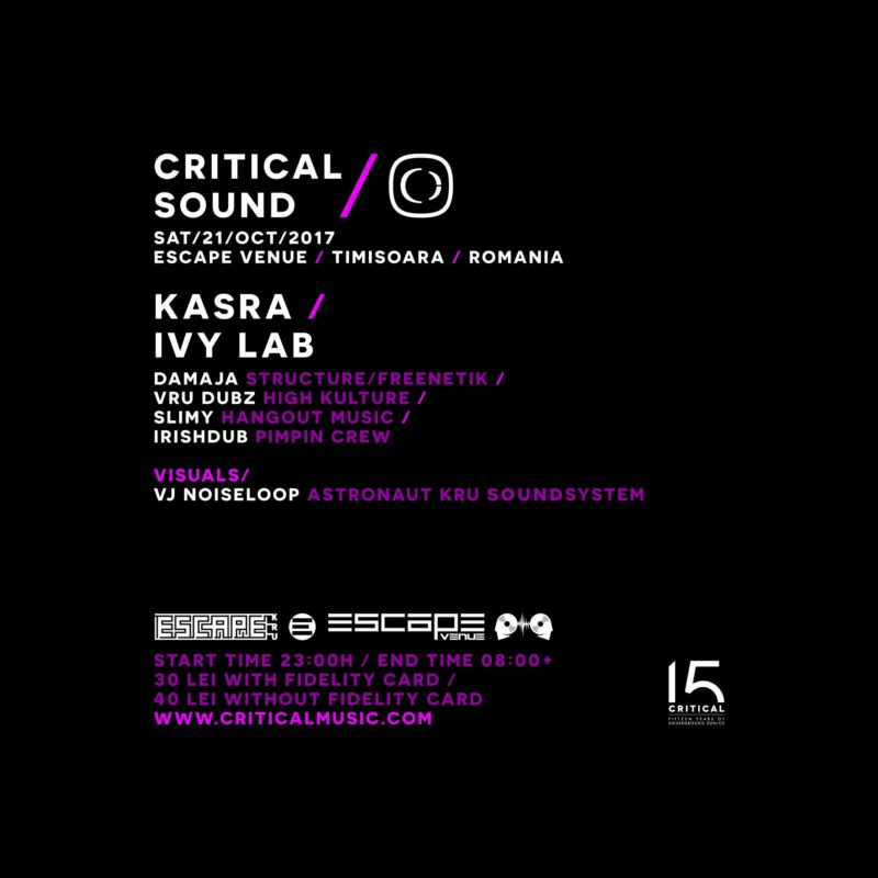 Critical Sound Romania