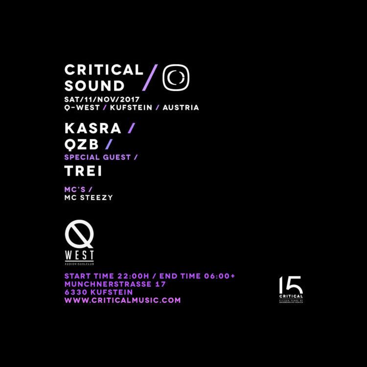 Critical Sound Kufstein