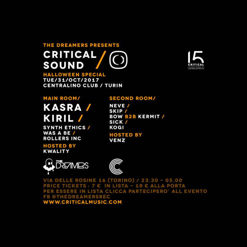 Critical Sound Turin