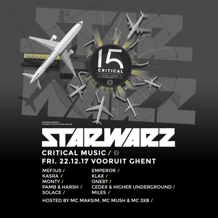 Critical Sound x Star Warz