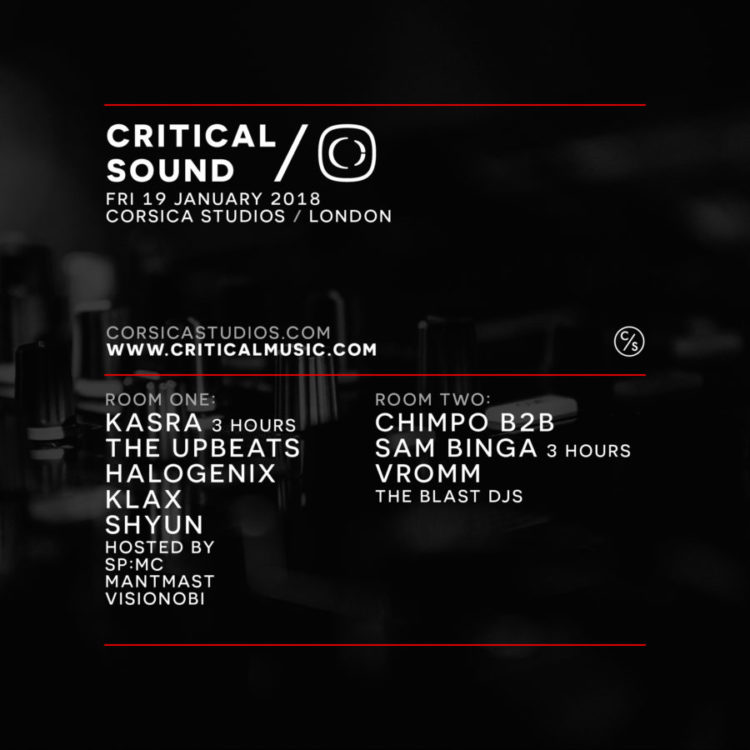 Critical Sound London