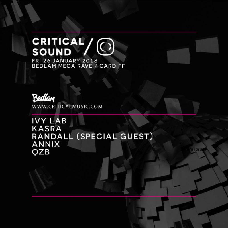 Critical Sound Cardiff
