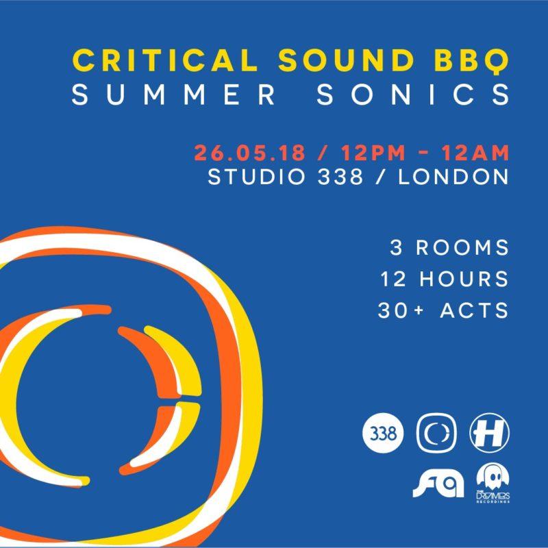 Critical Sound BBQ – Summer Sonics