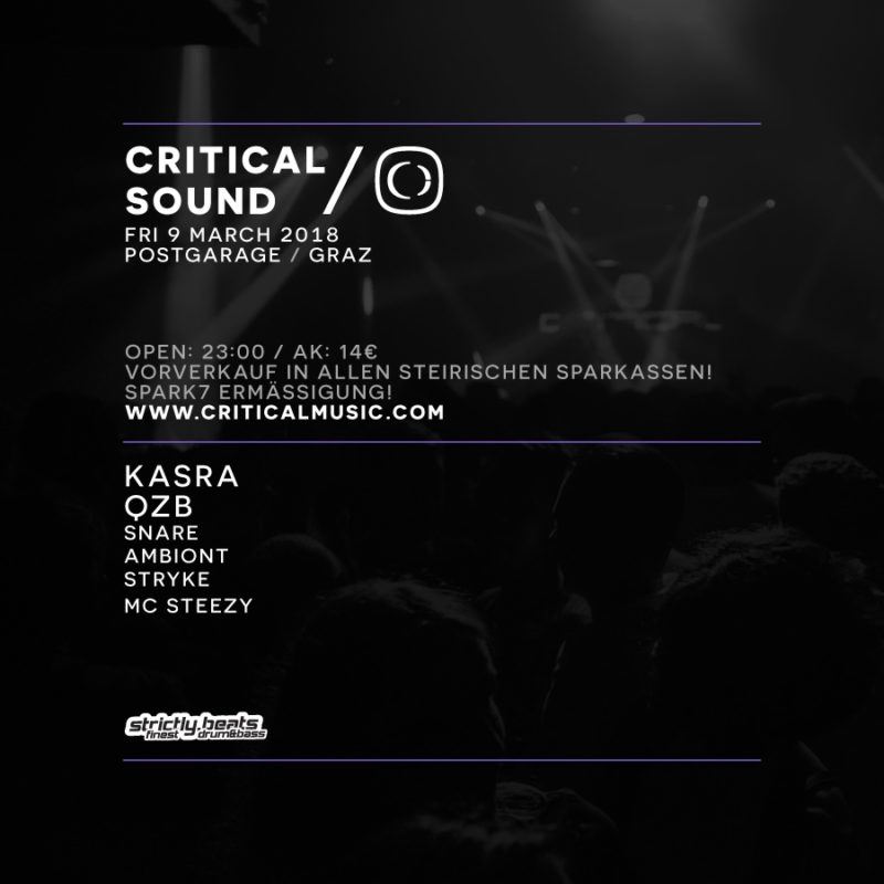 Critical Sound Graz