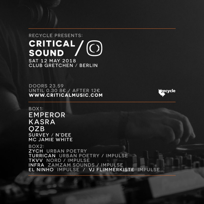 Critical Sound Berlin