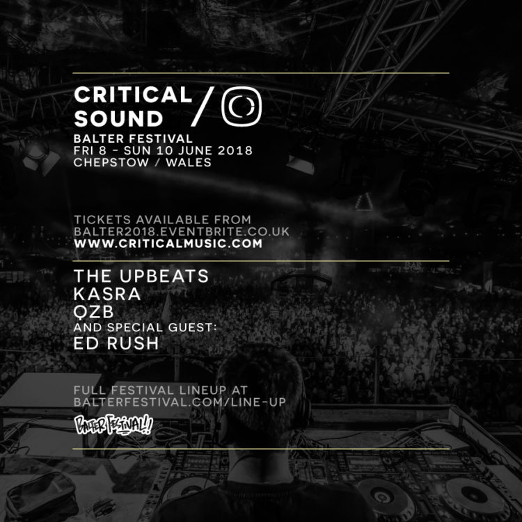 Critical Sound – Balter Festival