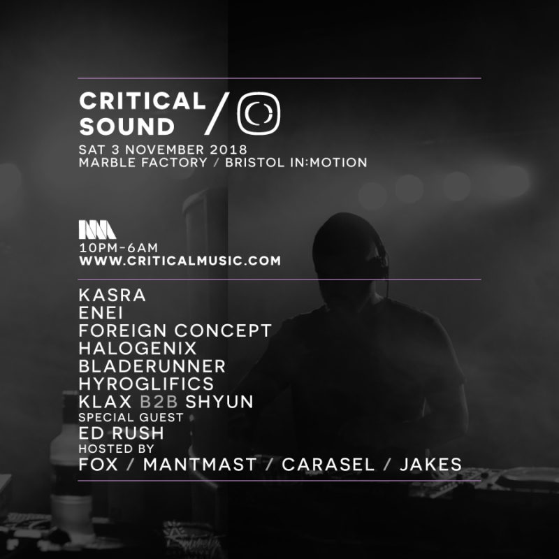 Critical Sound Bristol