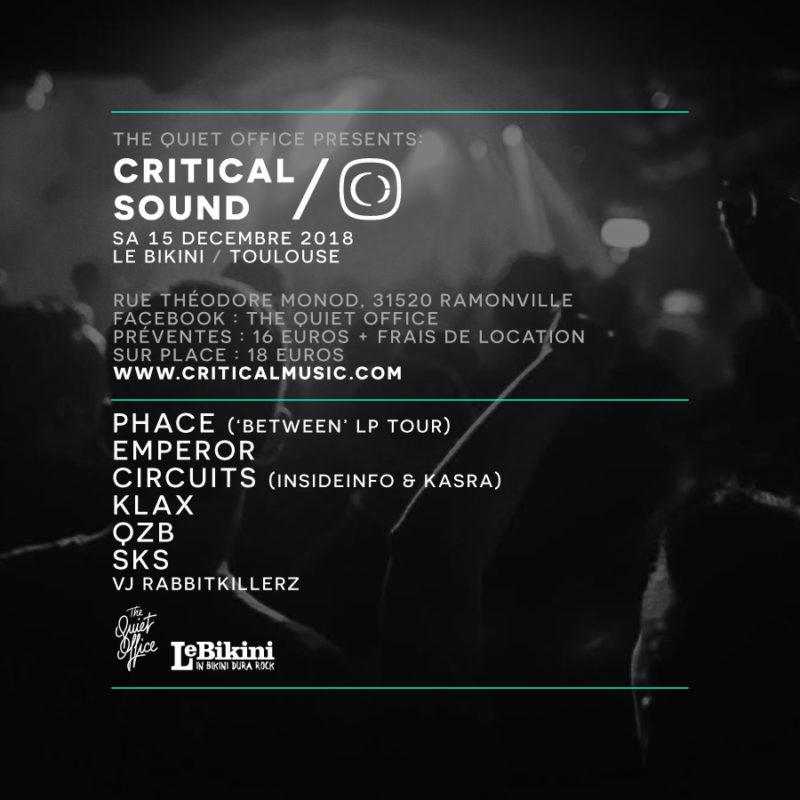 Critical Sound Toulouse