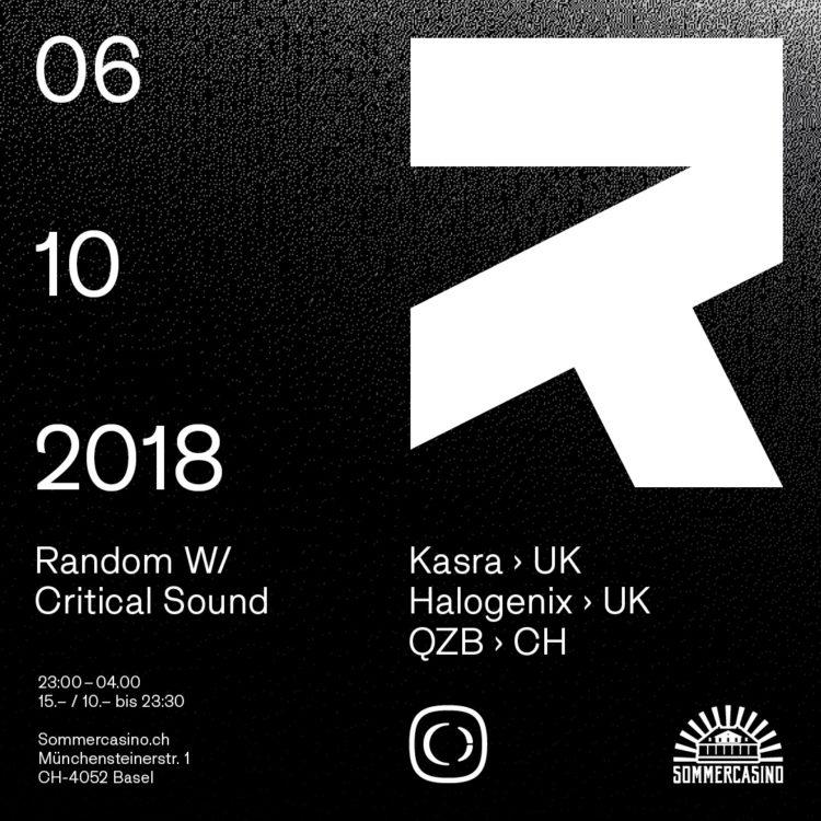 Random w/ Critical Sound