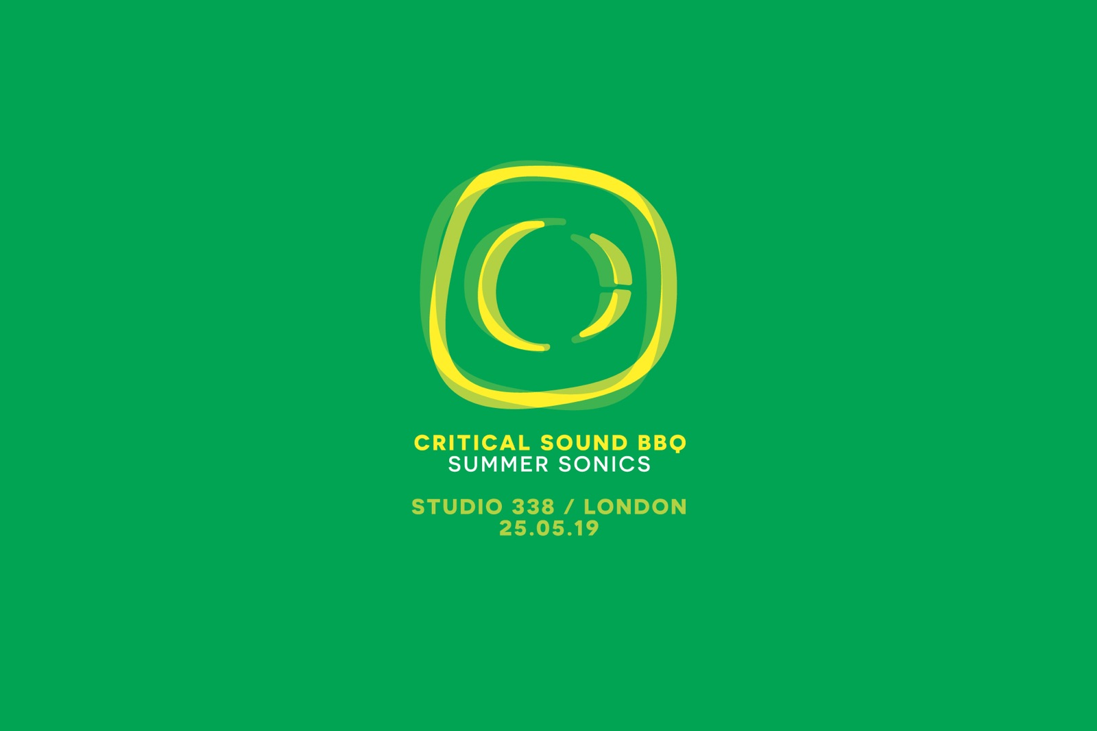 Critical Sound BBQ