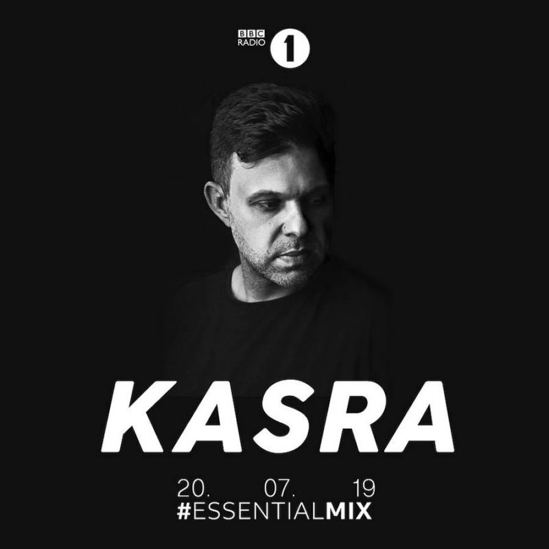 Kasra – Essential Mix – BBC Radio 1