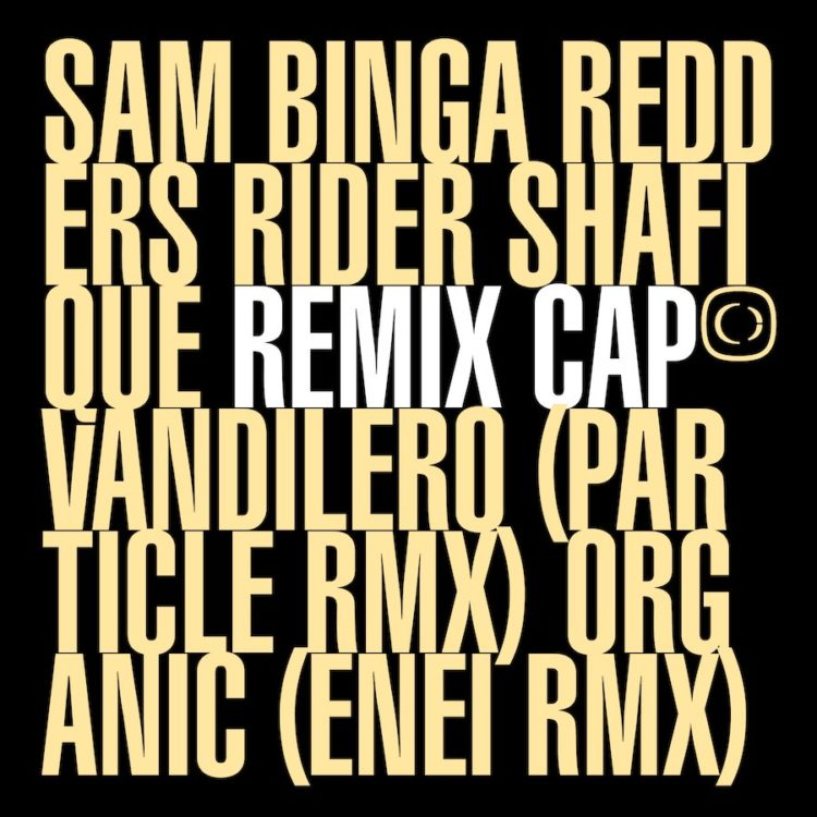 If The Cap Fits: Remixed pt.1