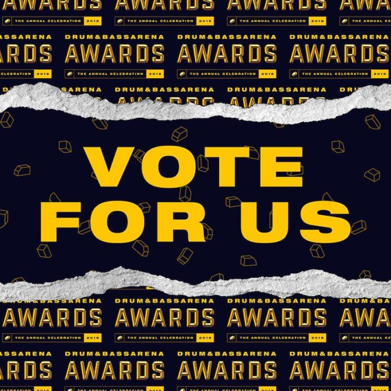 Drum&Bass Arena Awards 2019 | Vote Critical