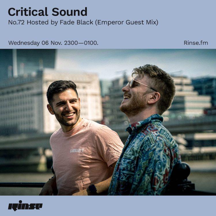 Critical Sound no.72