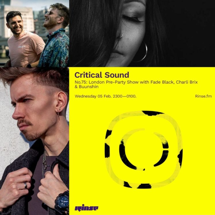 Critical Sound no.75