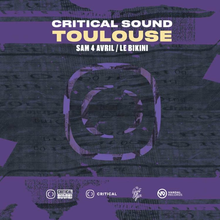 Critical Sound – Toulouse