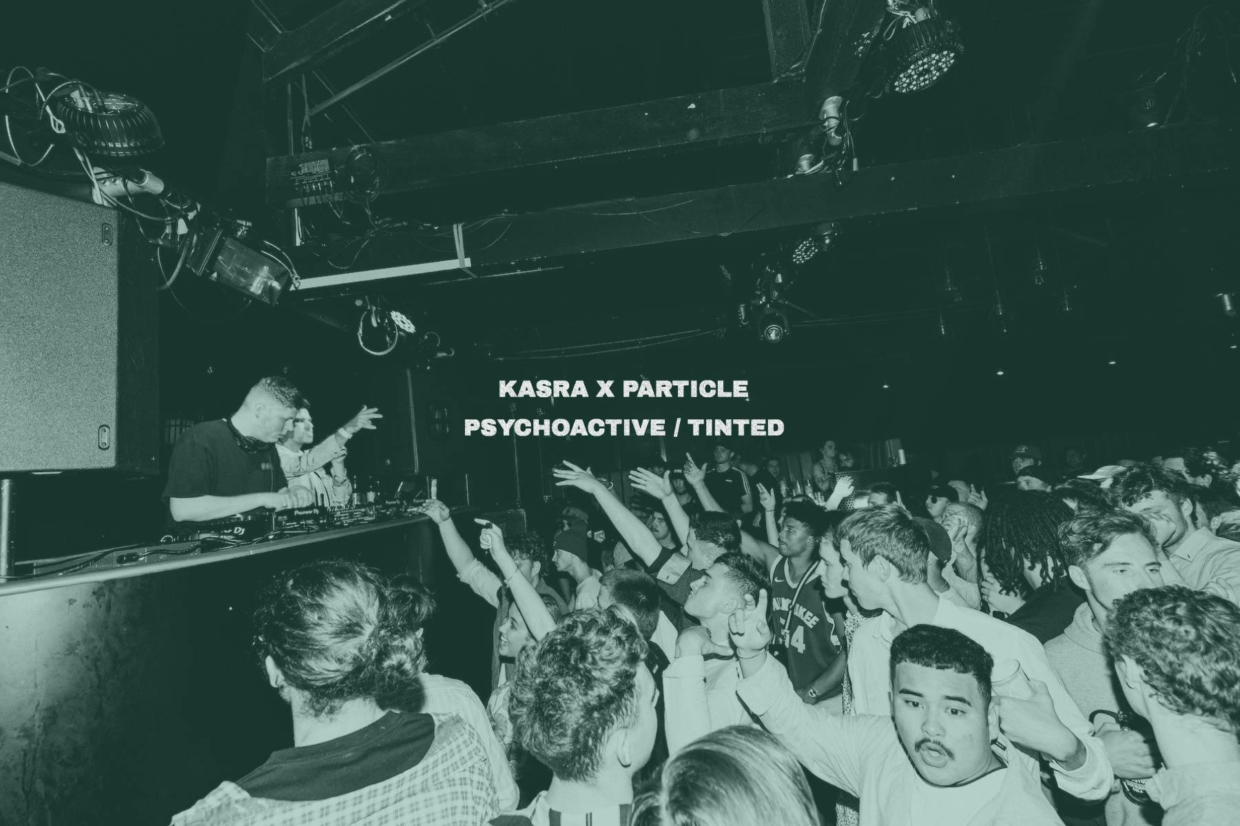 KASRA x PARTICLE