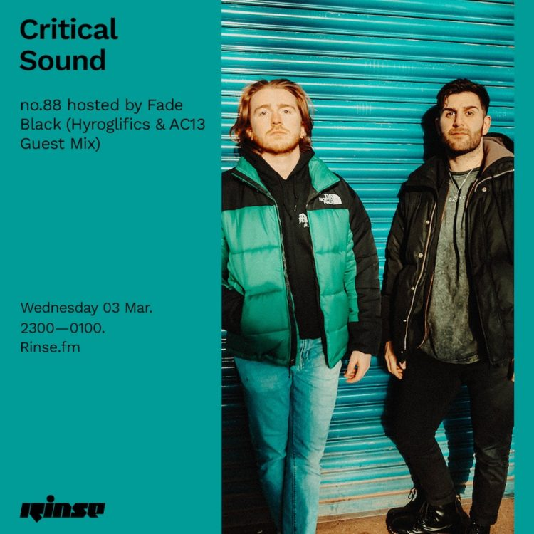Critical Sound no.88