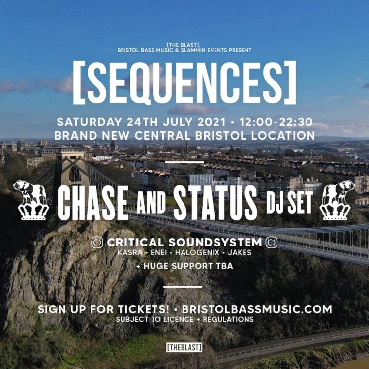 Critical Soundsystem – Sequences – Bristol