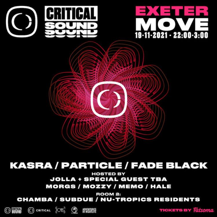 Critical Sound – Exeter